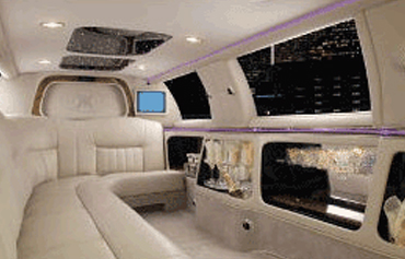 Limo hire for Sightseeing