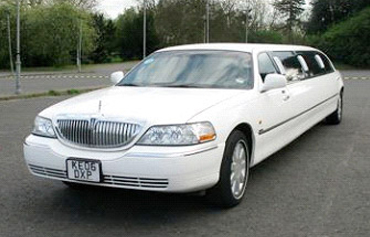 Limo hire for sport events